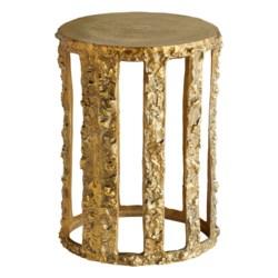 Small Lucila Gilded Table