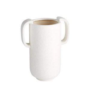 Large Dusty Miller Vase