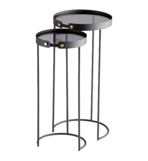 Tall Bow Tie Tables
