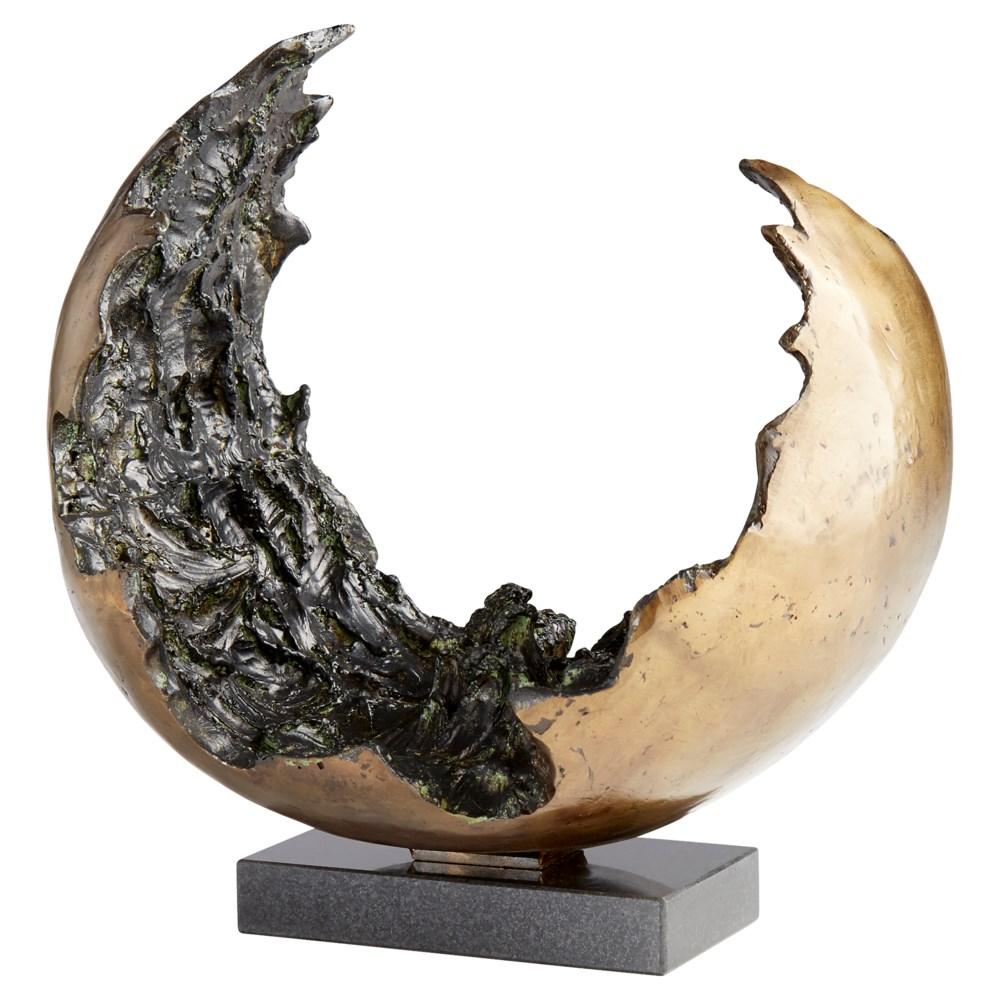 Concentric Chaos Sculpture