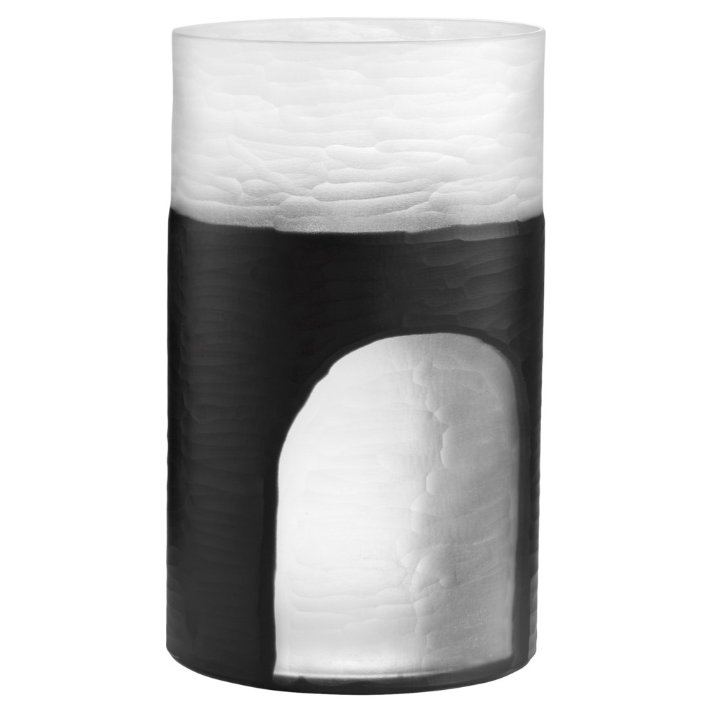 Large Ominous Frost Vase