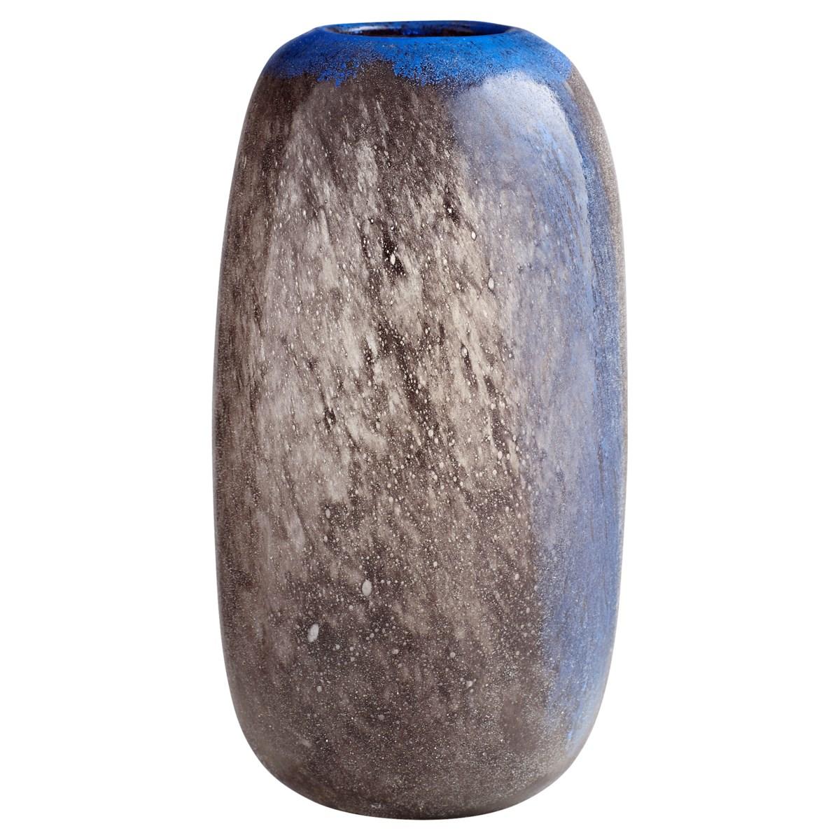 Small Bluesposion Vase
