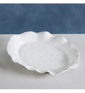 VIDA Havana Oval Platter (White)