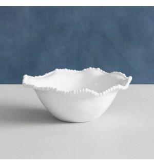 VIDA Alegria Medium Bowl (White)