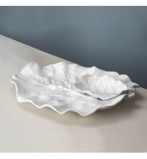 VIDA Lettuce Leaf Chip & Dip (White)