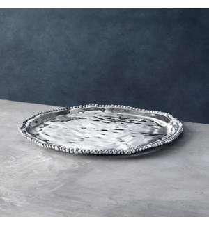 ORGANIC PEARL Nova Round Platter