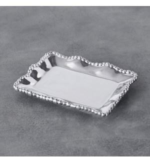 GIFTABLES Organic Pearl Rectangular Tray