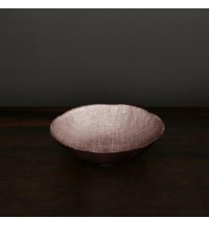 SIERRA MODERN Chelsea Medium Bowl (Rose Gold)