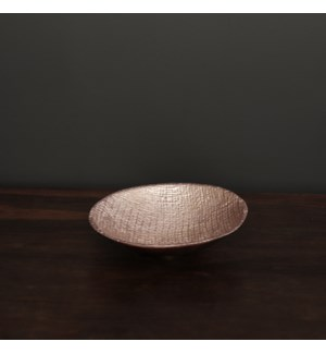 SIERRA MODERN Tela Medium Bowl (Rose Gold)