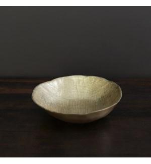 SIERRA MODERN Chelsea Medium Bowl (Gold)