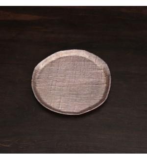 SIERRA MODERN Seattle Medium Round Platter (Rose Gold)