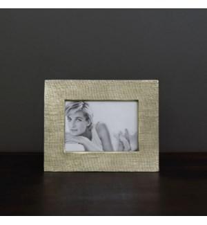 FRAME Sierra Modern Fina 5 x 7 Frame (Gold)