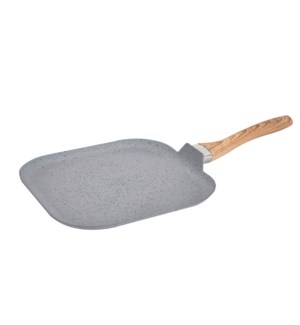 """""""Griddle Alum. 11"""""""" Gray Nonstick with Marble coating and pa 643700354471"""