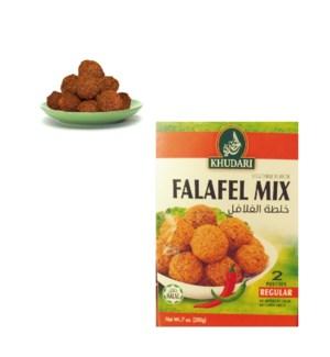 Falafel Spicey 200g Khudari                                  625101450936