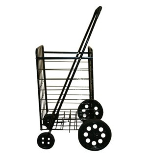 ASSEMBLED Shopping Cart Qtr Pallet, 4cs per ctn per plt      643700109002