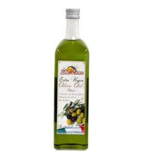 Olive Oil Blend Glass 1L Sol Y Luna                          643700149503