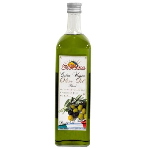 Sol Y Luna Olive Oil Blend 33.8 fl oz 1L Glass               643700149503