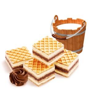 Verona Wafer Cubes with Milk & Cocoa Cream Filling 8.8oz 250 531999150253