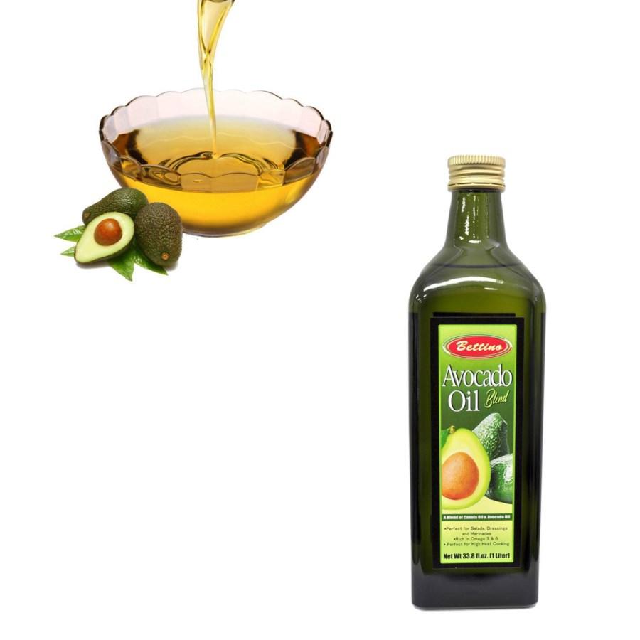 Avocado Oil Blend Glass 1L Bettino                           643700219671