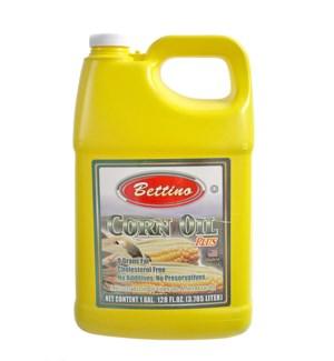 Corn Oil Blend 1 Gal Bettino                                 643700174741