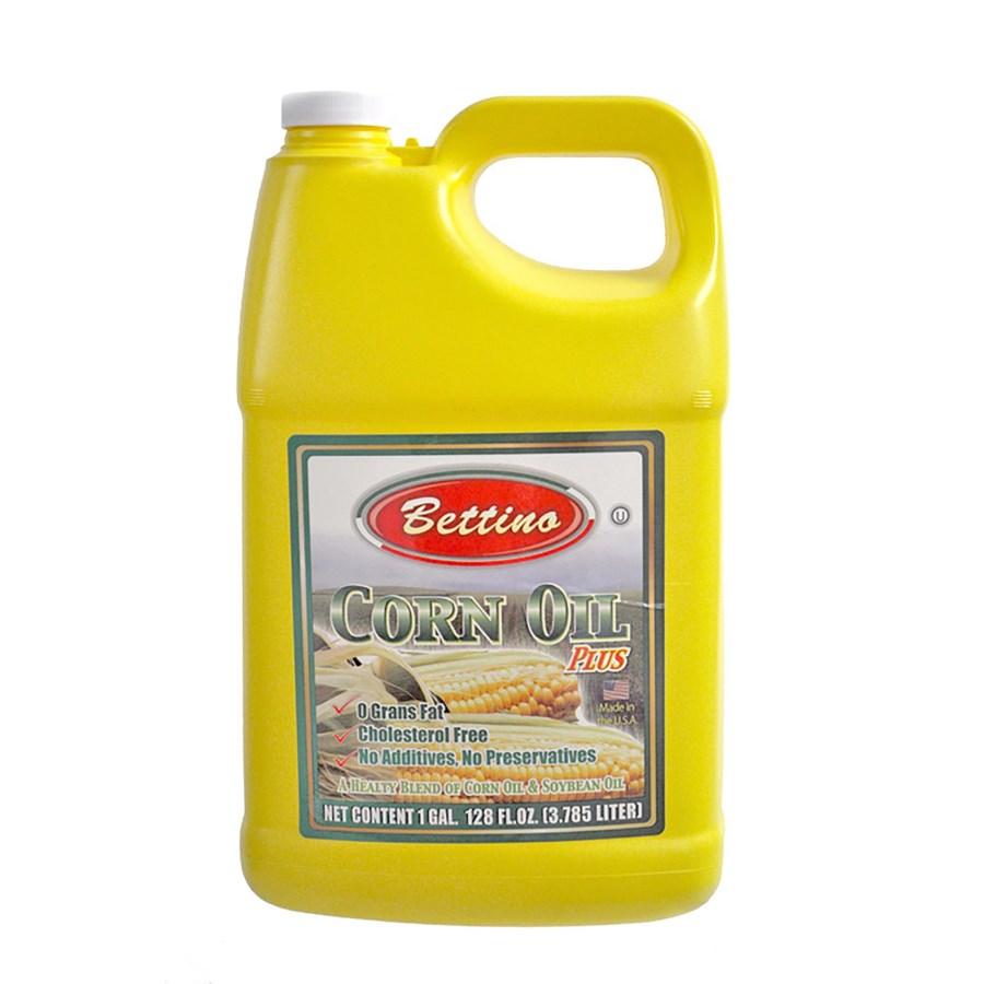 Bettino Corn Oil Blend 1Gal 3.78L                            643700174741