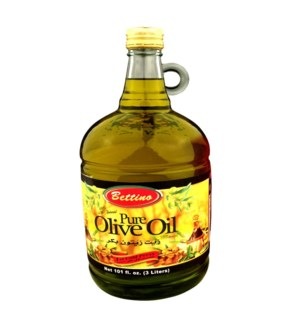 Pure Olive Oil 3Li Bettino                                   643700189516
