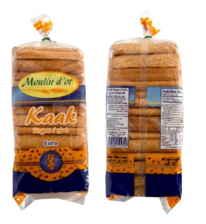 Kaak Fingers Extra Bag 375g Moulin Dor                       528500259231
