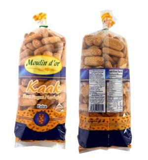 Kaak Short Fingers Extra Bag 375g Moulin Dor                 528500259232