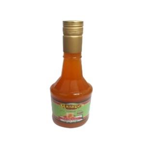 Apricot Syrup Glass 800g Al Mashrek                          643700278975