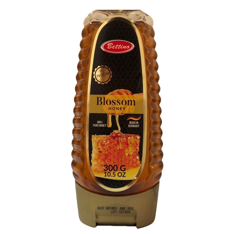 Bettino Squeezable 100% Pure Blossom Honey 10.5oz 300g       643700279071