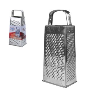 Grater Four Sided SS 8in                                     643700098405