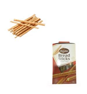 Breadsticks Nigella Sativa 400g Hamdan                       625380226037