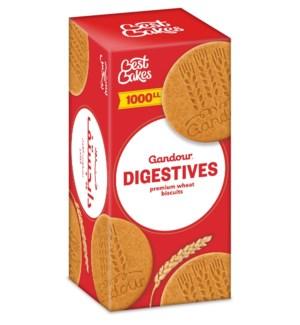 Gandour Digestives Wheat Biscuits 4.8oz 136g                 528102842453