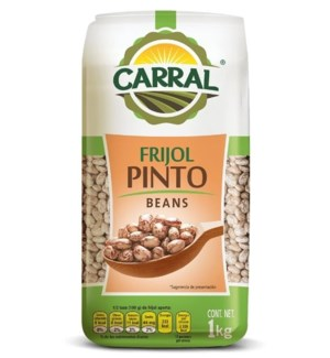 Pinto Bean in Bag 2.24 lbs. Carral Foods                     750302361608