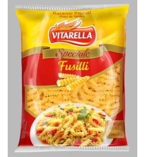Vitarella Fusili Semola 20x17.64oz                           810006590203