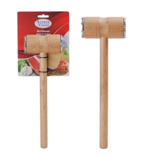 Wooden Meat Hammer 12in                                      643700780195
