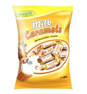 Milk caramels 400g                                           900285900918
