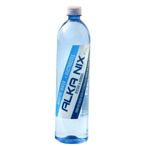 Alka Nix Alkaline Water 9.5pH 1L (18 Pack)                   865068000108