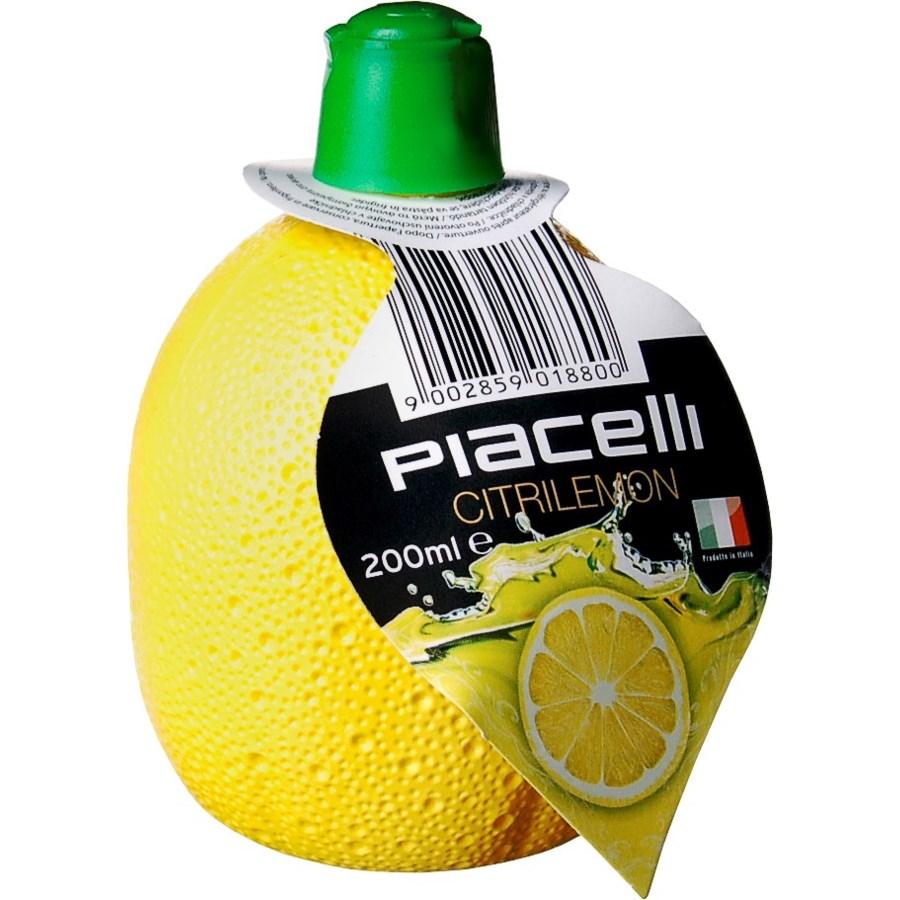 Piacelli Lemon Juice Concentrate 6.76floz 200ml              900285901880