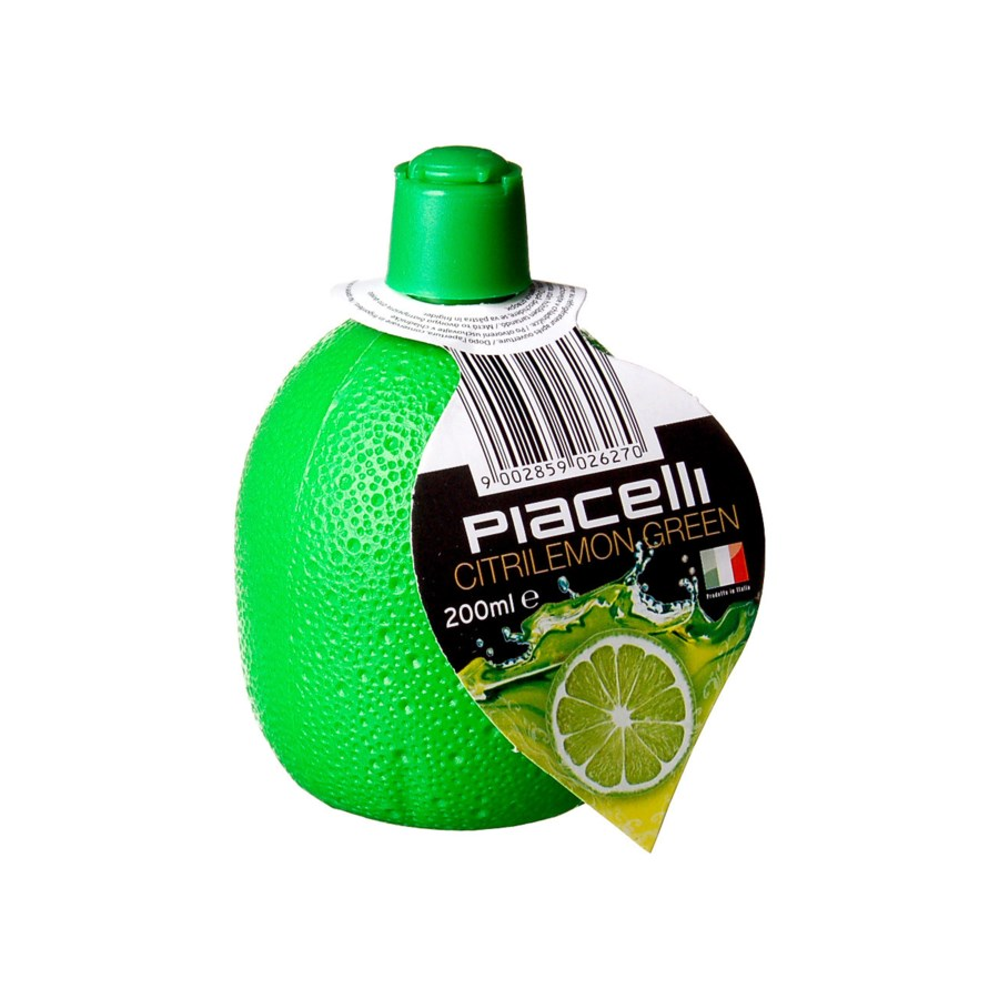 Piacelli Lime Juice Concentrate 200mL                        900285902627