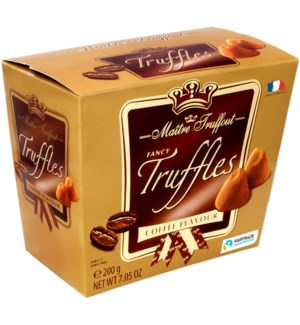 Maître Truffout Fancy gold truffles coffee 200g              900285903876