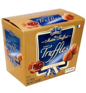 Maître Truffout Fancy gold truffles classic 200g             900285903872