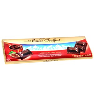 Maître Truffout Dark chocolate 300g                          900285904267