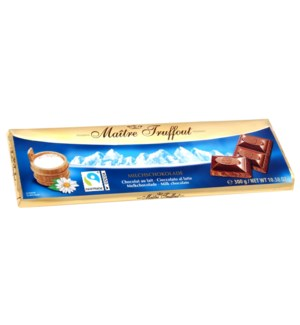 Maître Truffout Milk chocolate 300g                          900285904261