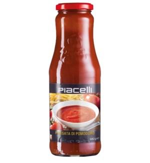 Piacelli Mashed tomatoes 680g                                900285904242
