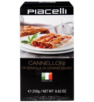 Piacelli Pasta cannelloni 250g                               900285904378
