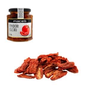 Piacelli Antipasti pomodori essiccati - dried tomatoes 280g  900285904634