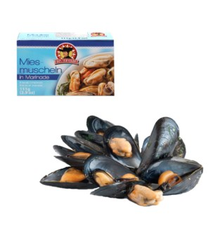 Don Fernando Blue mussel in marinade 111g                    900285905179