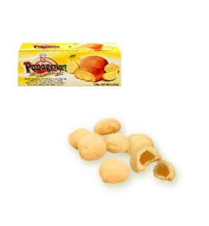 Papagena Biscuits with lemon filling 150g                    900285904964
