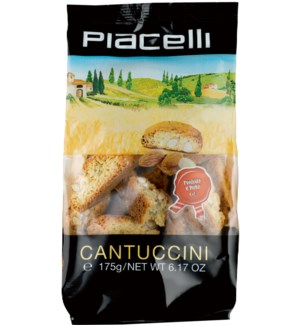 Piacelli Pastries Cantuccini 175g                            900285905755